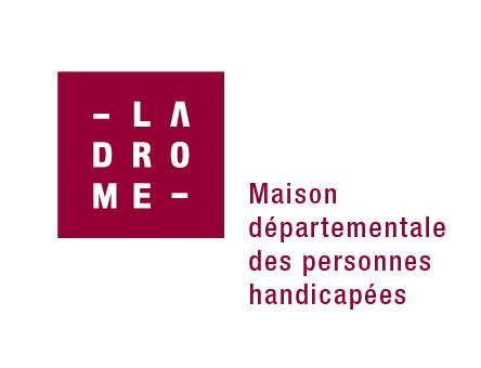 logo MDPH 26 - Maison Départementale des Personnes Handicapées